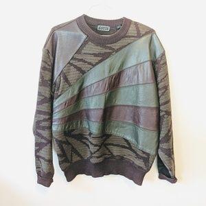 Vintage sweater size large